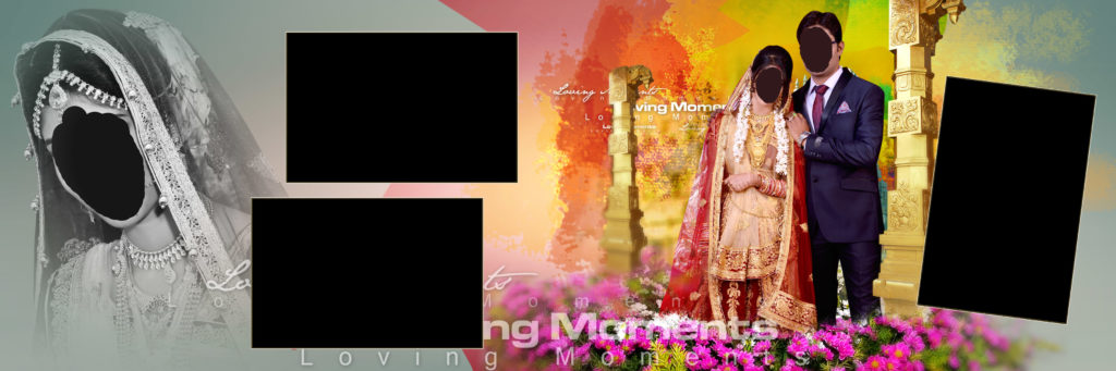Wedding Album Design Backgrounds Psd Free Download With 12